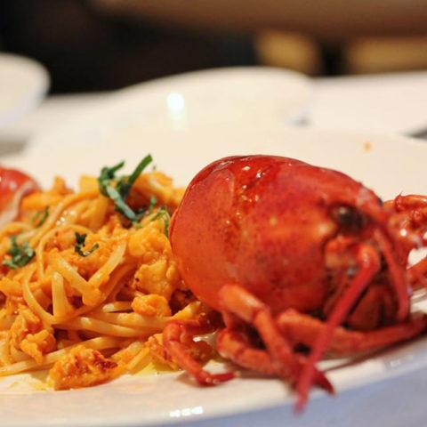 Sugo all'Astice - Gastronomia La Brace di Colosio