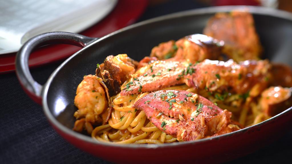 Sugo all'astice - Gastronomia La Brace