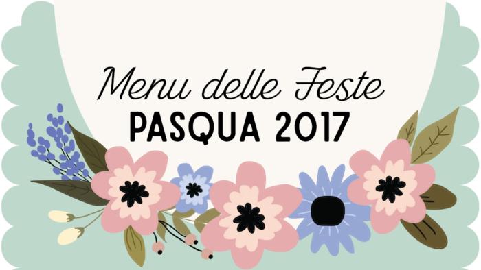 menu pasqua 2017